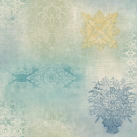 Prisha Patchwork Wallpaper