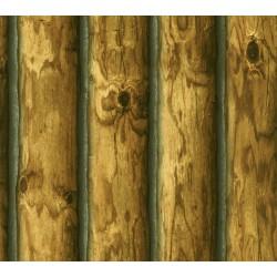 Mountain Logs Wallpaper