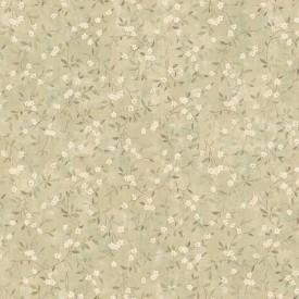 Floral Sprig Wallpaper
