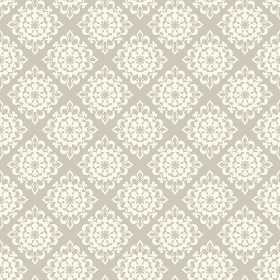 Waverly Lotus Wallpaper