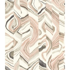 Agate Stripe Wallpaper