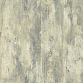 Painted Wood Planks Wallpaper