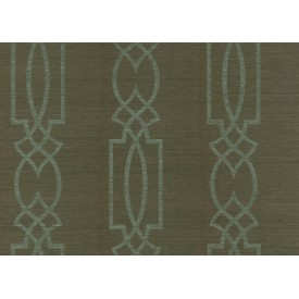 Ronald Redding Designs - Cathedral Trellis Wallpaper