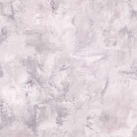 Confetti Wallpaper in Pink, Plum & Eggplant