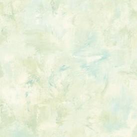 Confetti Wallpaper in shades of Green