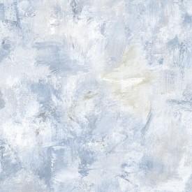 Confetti Wallpaper in Blues & Greys