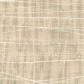 Meander Wallpaper Cream & Browns
