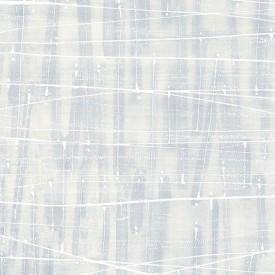 Meander Wallpaper Beige & Blues
