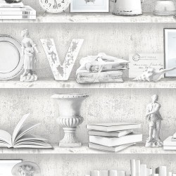 Curio Cabinet Wallpaper