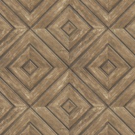 Wood Tile Wallpaper