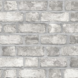 Farmhouse Brick Wallpaper