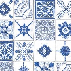 Morrocan Tiles Wallpaper