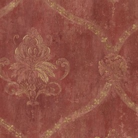 Regal Damask Wallpaper