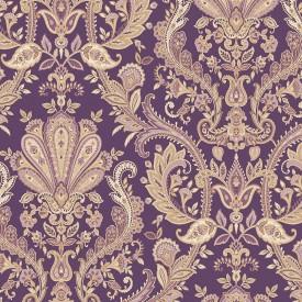 Jacobean Paisley Wallpaper