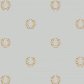 In Register Laurel Leaf Wallpaper