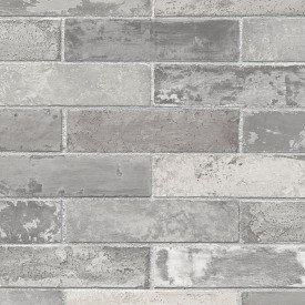 Swiss Brick Wallpaper