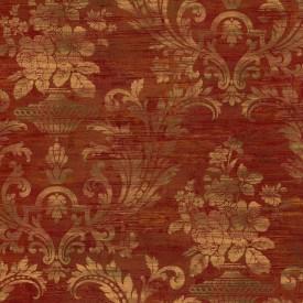 Sari Damask Wallpaper