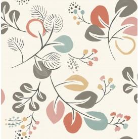 Jona Multicolor Trail Wallpaper