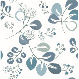 Jona Teal Trail Wallpaper