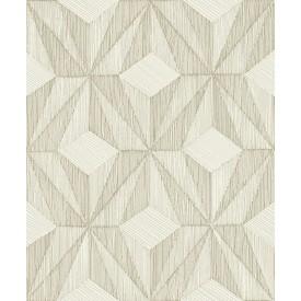 Paragon Gold Geometric Wallpaper