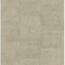 Millau Khaki Faux Concrete Wallpaper