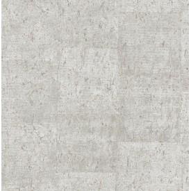 Millau Light Grey Faux Concrete Wallpaper