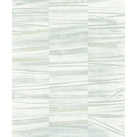 Lithos Sage Geometric Marble Wallpaper