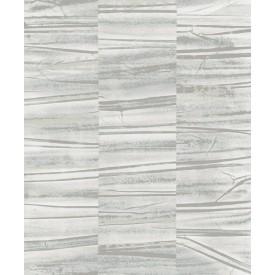 Lithos Slate Geometric Marble Wallpaper