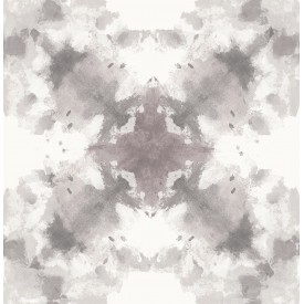 Mysterious Grey Abstract Wallpaper