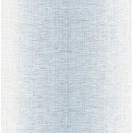 Stardust Light Blue Ombre Wallpaper
