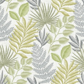 Palomas Grey Botanical Wallpaper