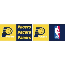 Indiana Pacers Border