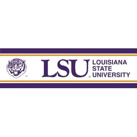 Louisiana State Tigers Border