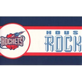 Houston Rockets Border