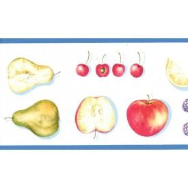 Sliced Fruit Border