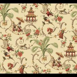 Eastern Influence Wallpaper