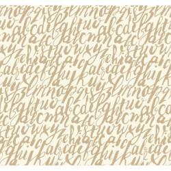 Words & Letters Wallpaper
